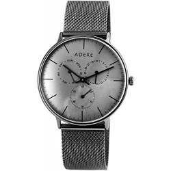 Reloj ADEXE CABALLERO ACERO